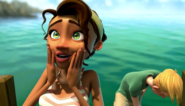 Taking the Plunge - Ein klasse Animations-Kurzfilm über einen Heiratsantrag