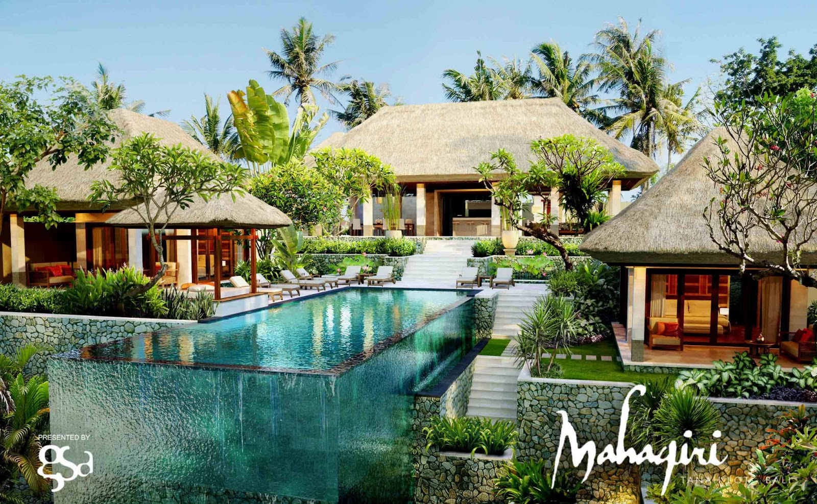 My bali estate represents owners of the finest properties for Small luxury hotels bali