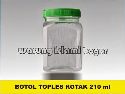 Jua Botol Toples Kotak