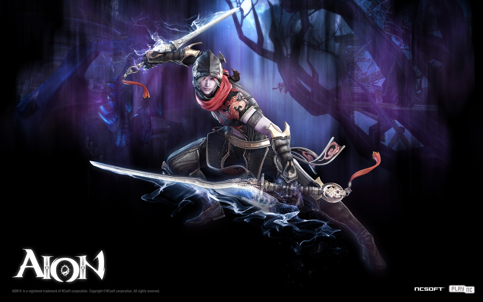 Assassin : Aion 3.0 Game Wallpaper