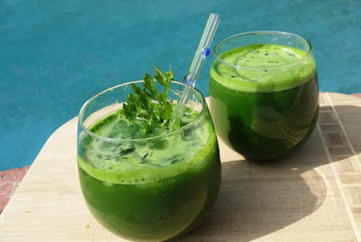 Natural juices to treat and prevent anemia