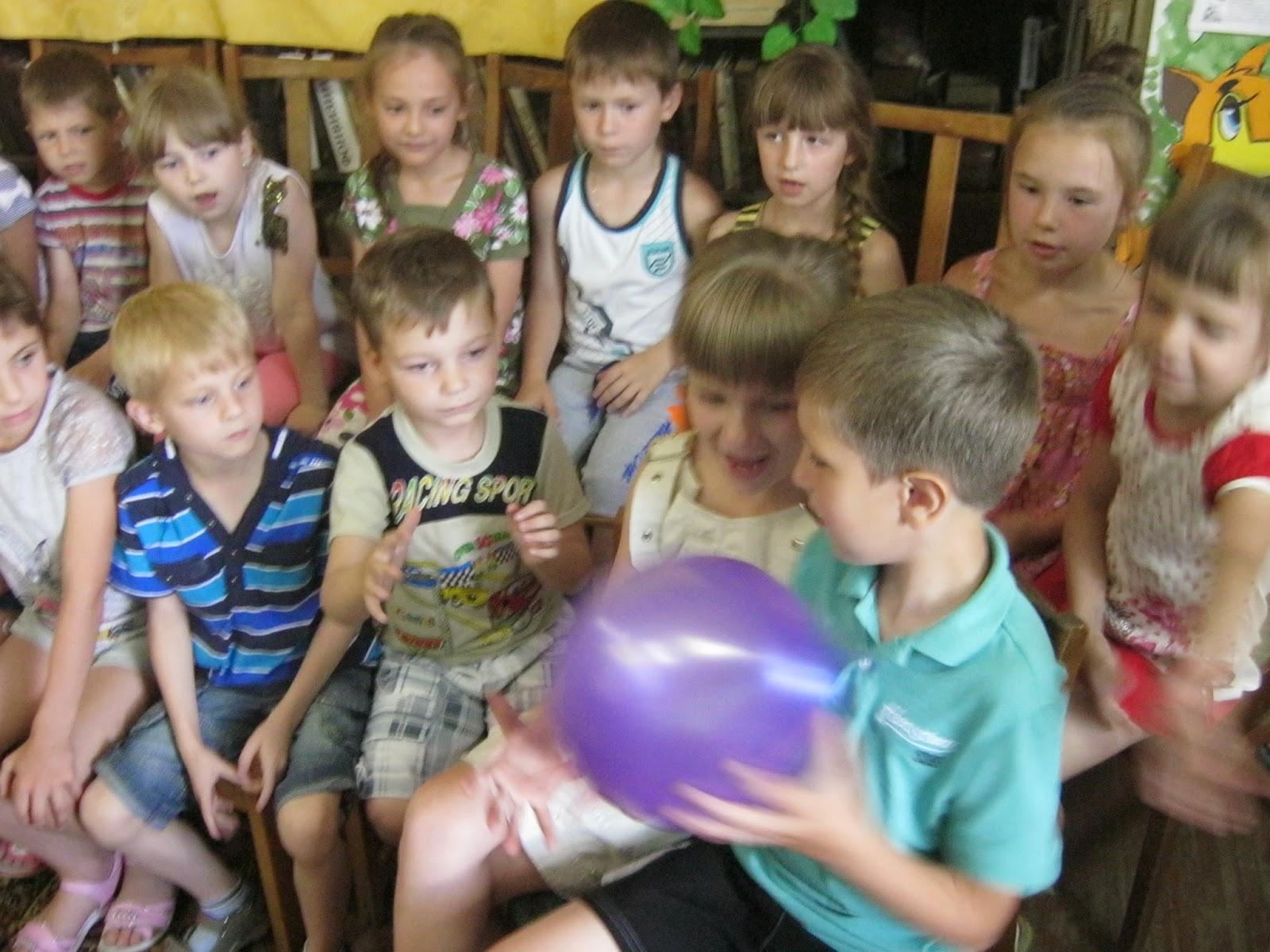 сценарий экскурсии знакомства с библиотекой детей