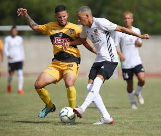 LDF: Cibao FC se prepara fuerte para el partido del domingo ante Moca FC