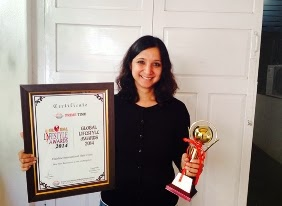 Hairline International of #Bangalore gets Global Lifestyle award