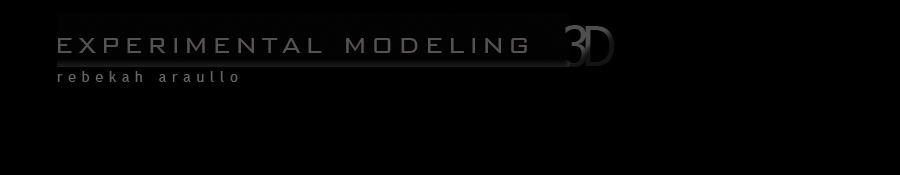 experimental modelling