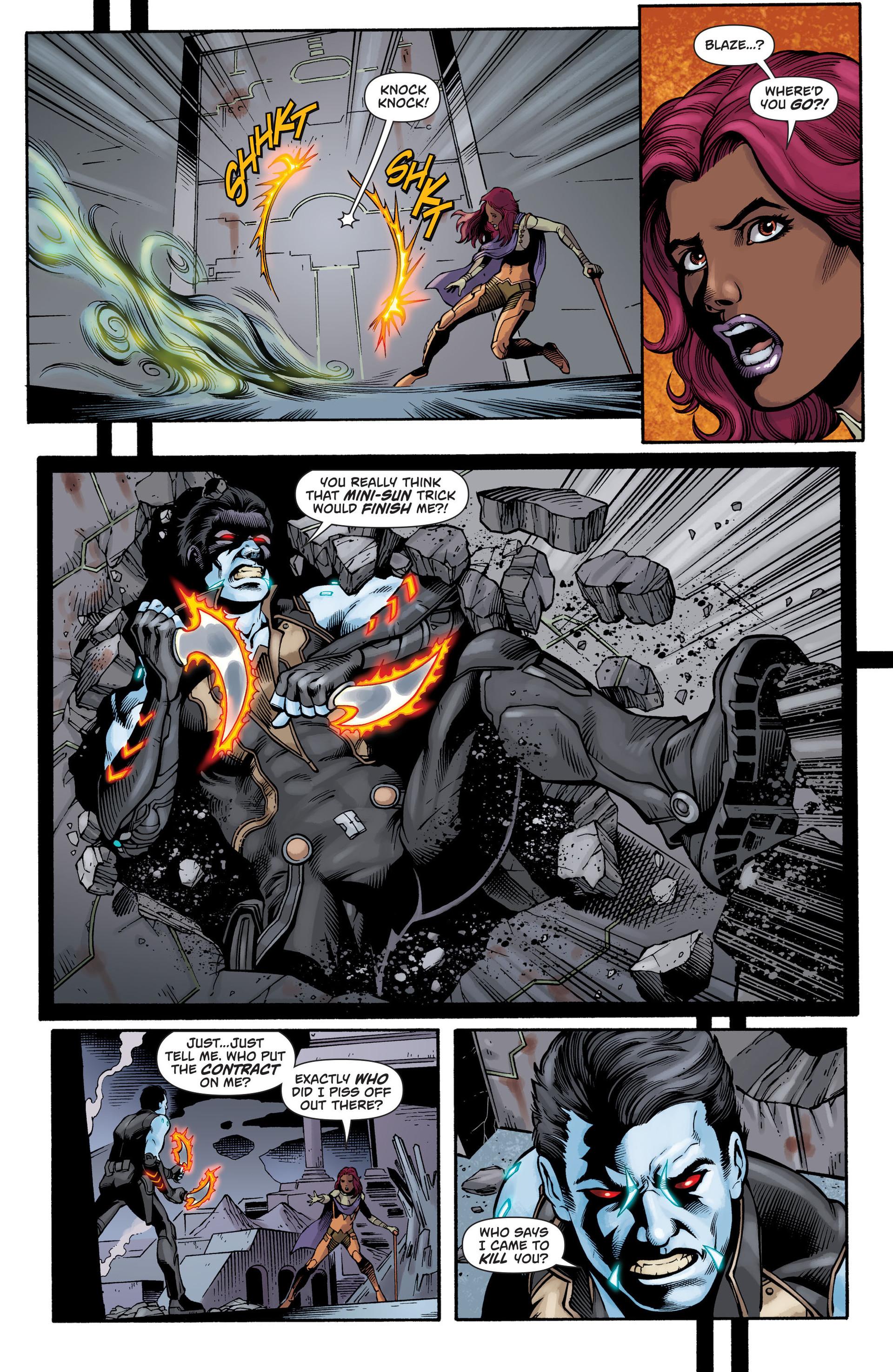 Supergirl (2011) Issue #27 #29 - English 18