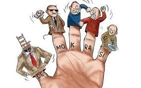 sistem demokrasi ekonomi pancasila