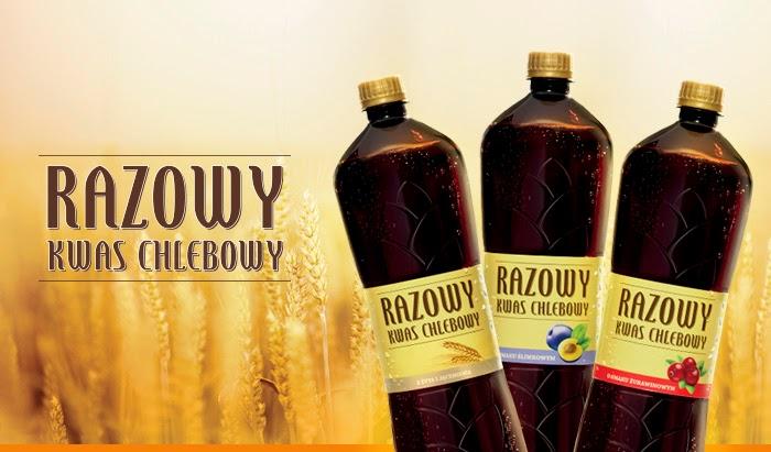 Razowy Kwas Chlebowy - na zdrowie ! :)