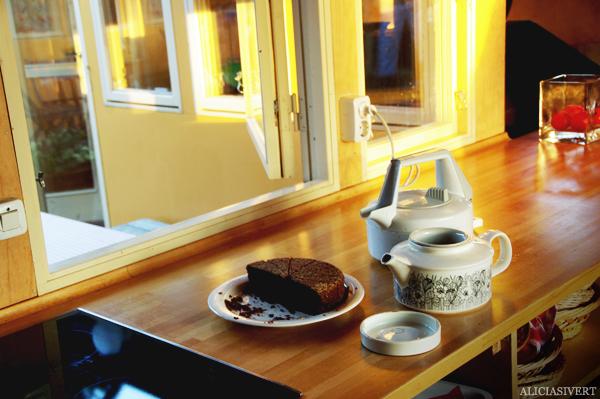 aliciasivert, alicia sivert, alicia sivertsson, gotland, hus, house, sommarstuga, kaffe, coffee, kaka, cake, tea, te