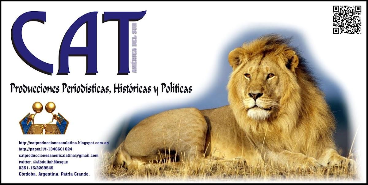 CAT producciones Periodísticas, Históricas y Políticas