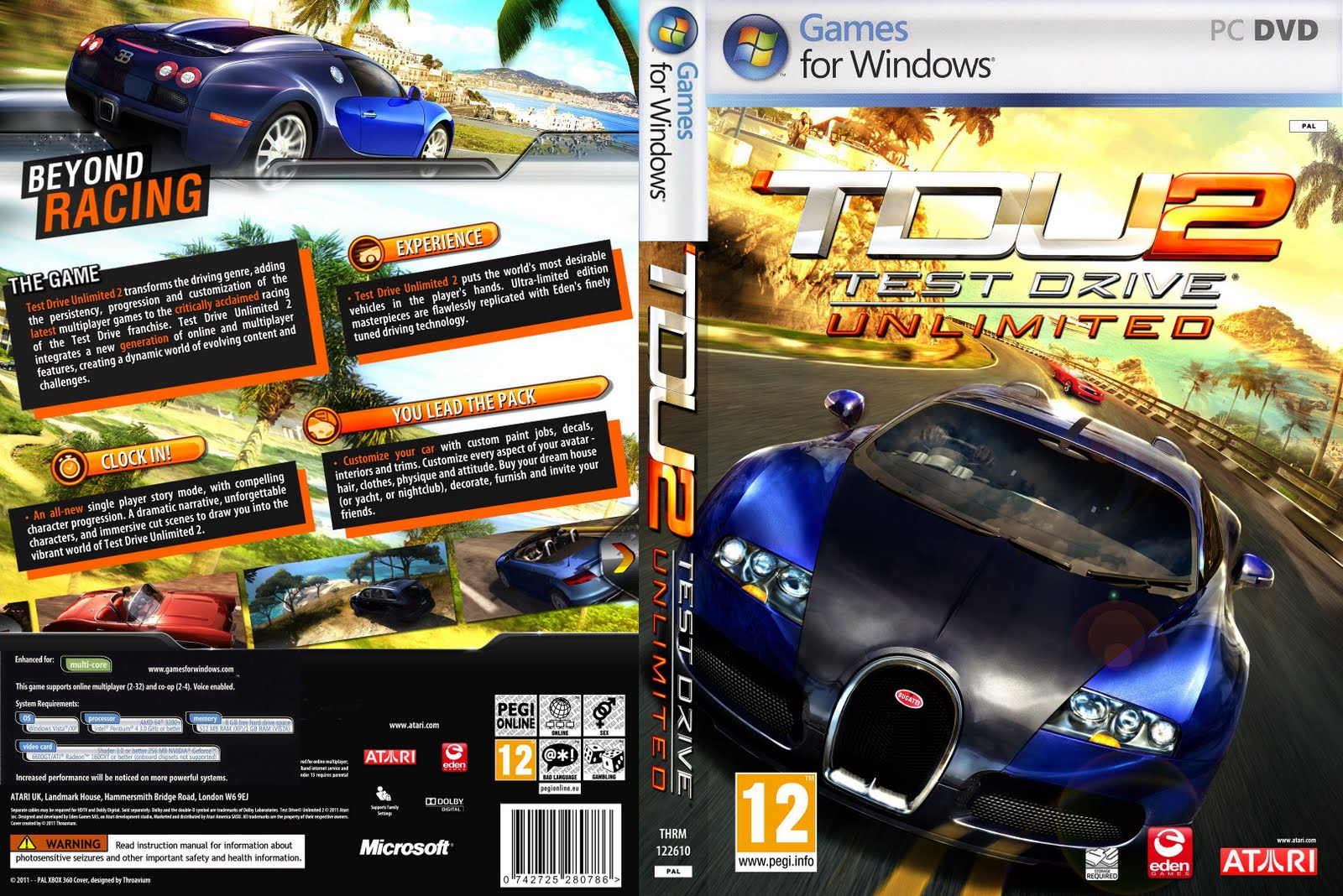 tdu 2 patch pc download