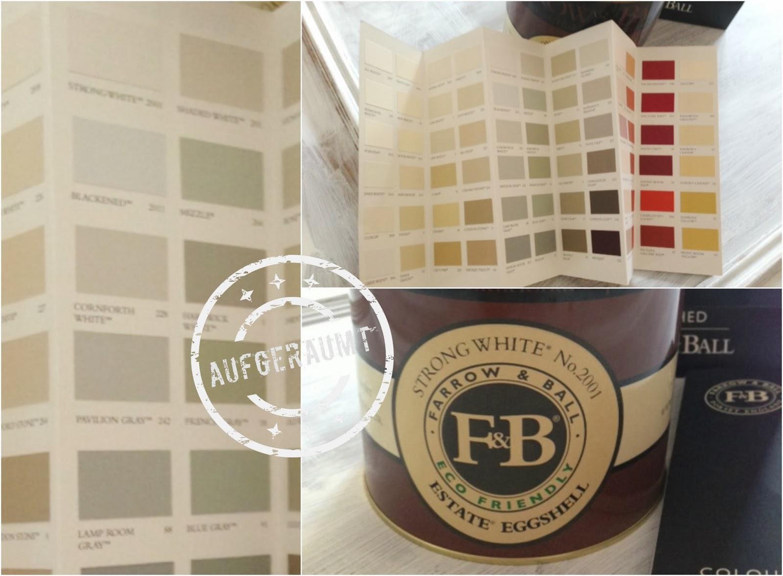Farben von Farrow and Ball auswählen für die perfekte Tür