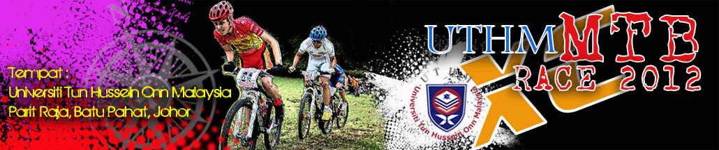 UTHM MTB XC RACE 2012