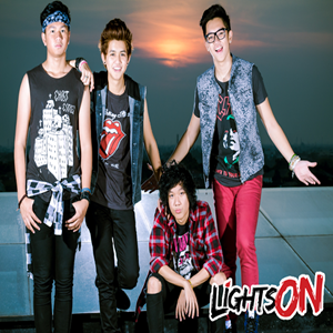 Lights On - Cari Kamu