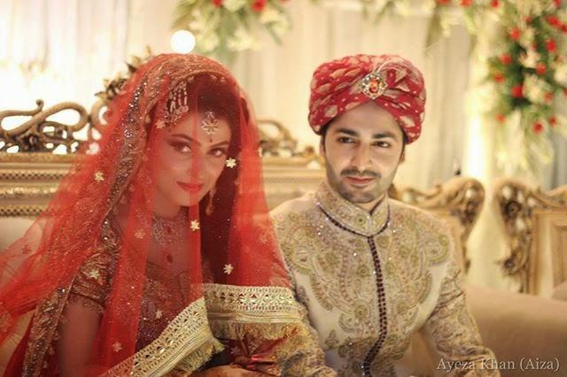 Aiza khan barat pics
