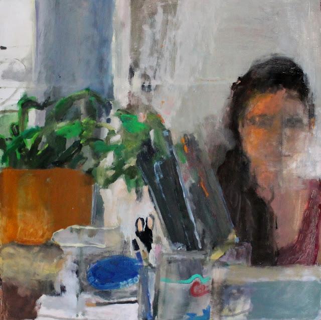 Winter Light with Mirror, 2012 Aubrey Levinthal