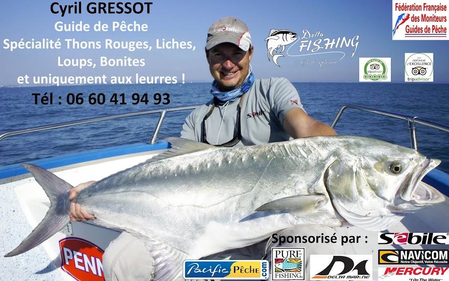 La pêche aux pêcheurs, le thon 100 % leurres