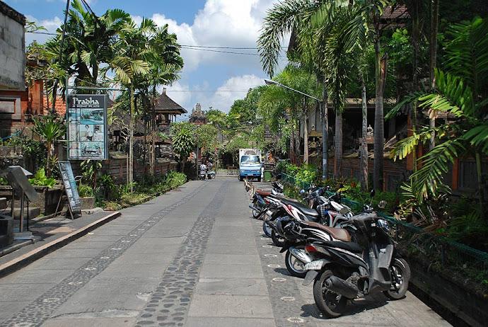 Calle sin tráfico