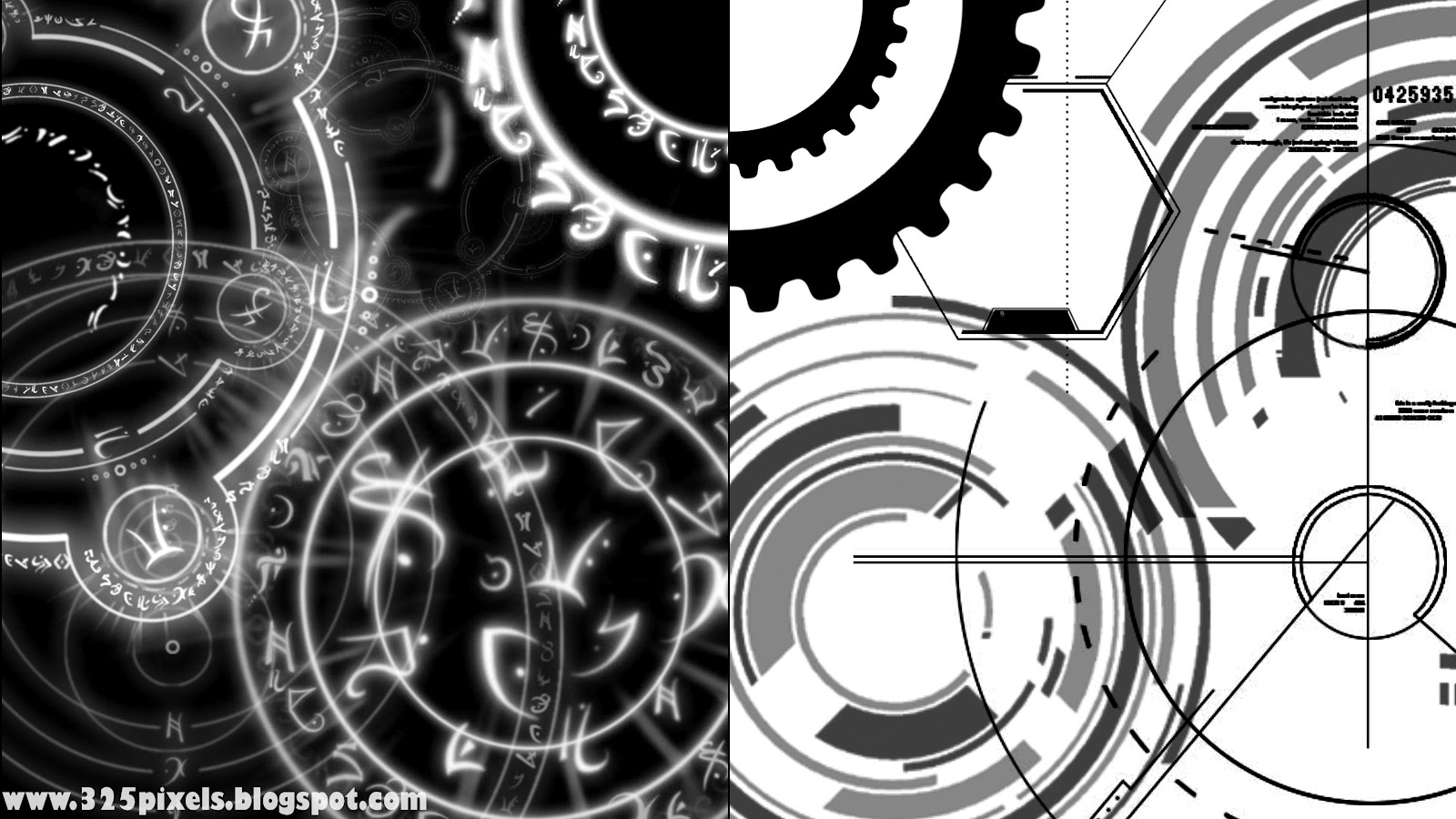 Science Vs Magic Wallpaper