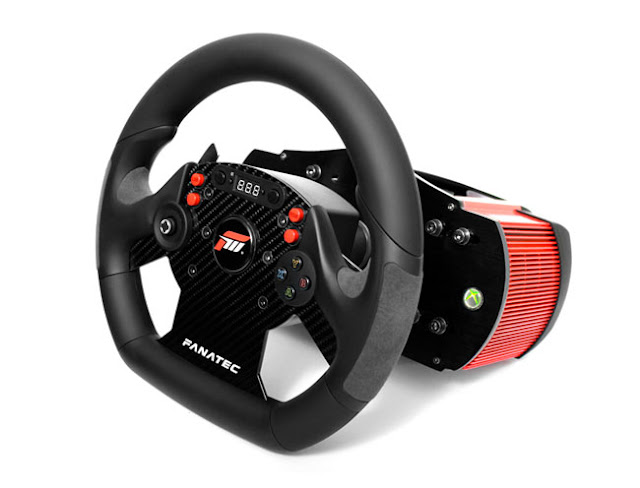 Volante rFactor Fanatec CSR Elite Wheel