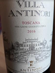 Notre vin de la semaine est cet excellent rouge de Toscane !