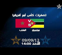 Maroc vs Mozambique en direct