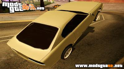 SA - Mod Empinar Carro