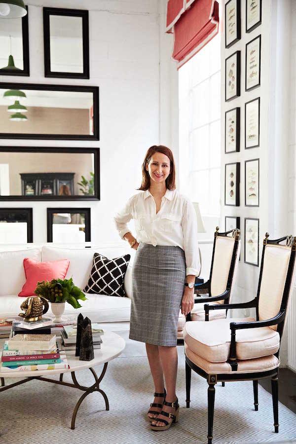 Daily imprint interviews on creative living interior designer diane bergeron for How to be an interior designer