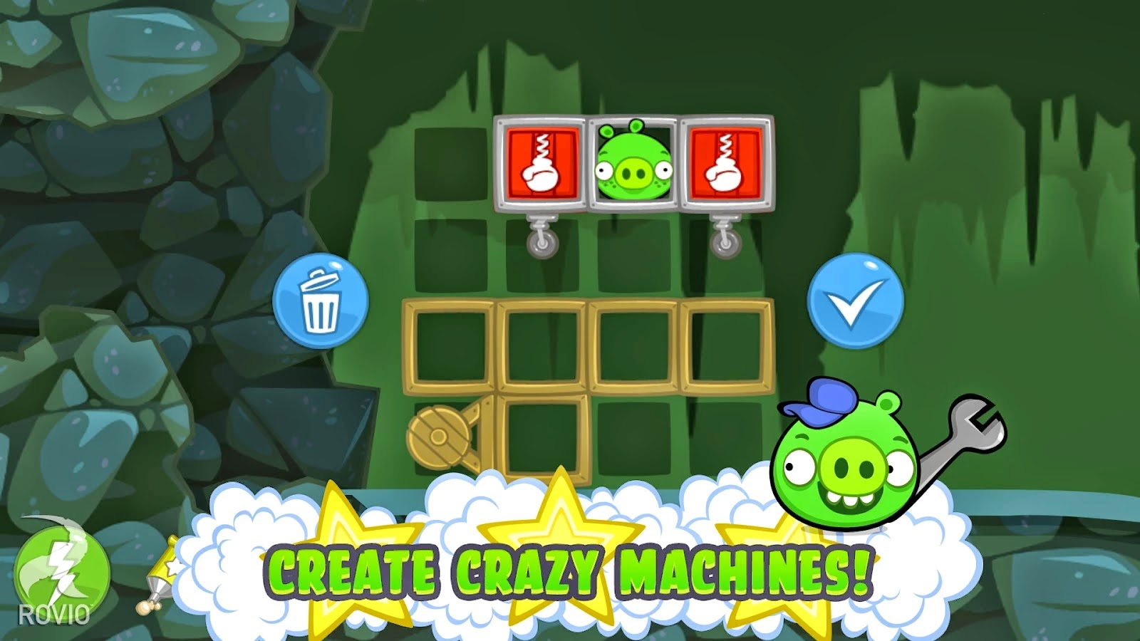 Bad Piggies HD v1.8.0 Mod