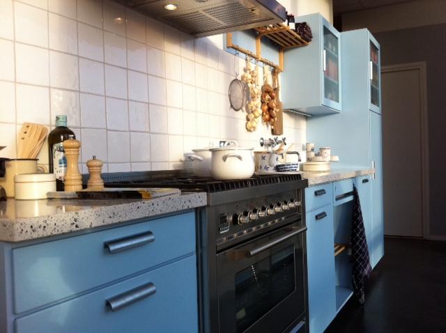 Blauwe Keuken Bruynzeel : Keukens op Pinterest – Blauwe Keukenkastjes, Keukens en Kasten