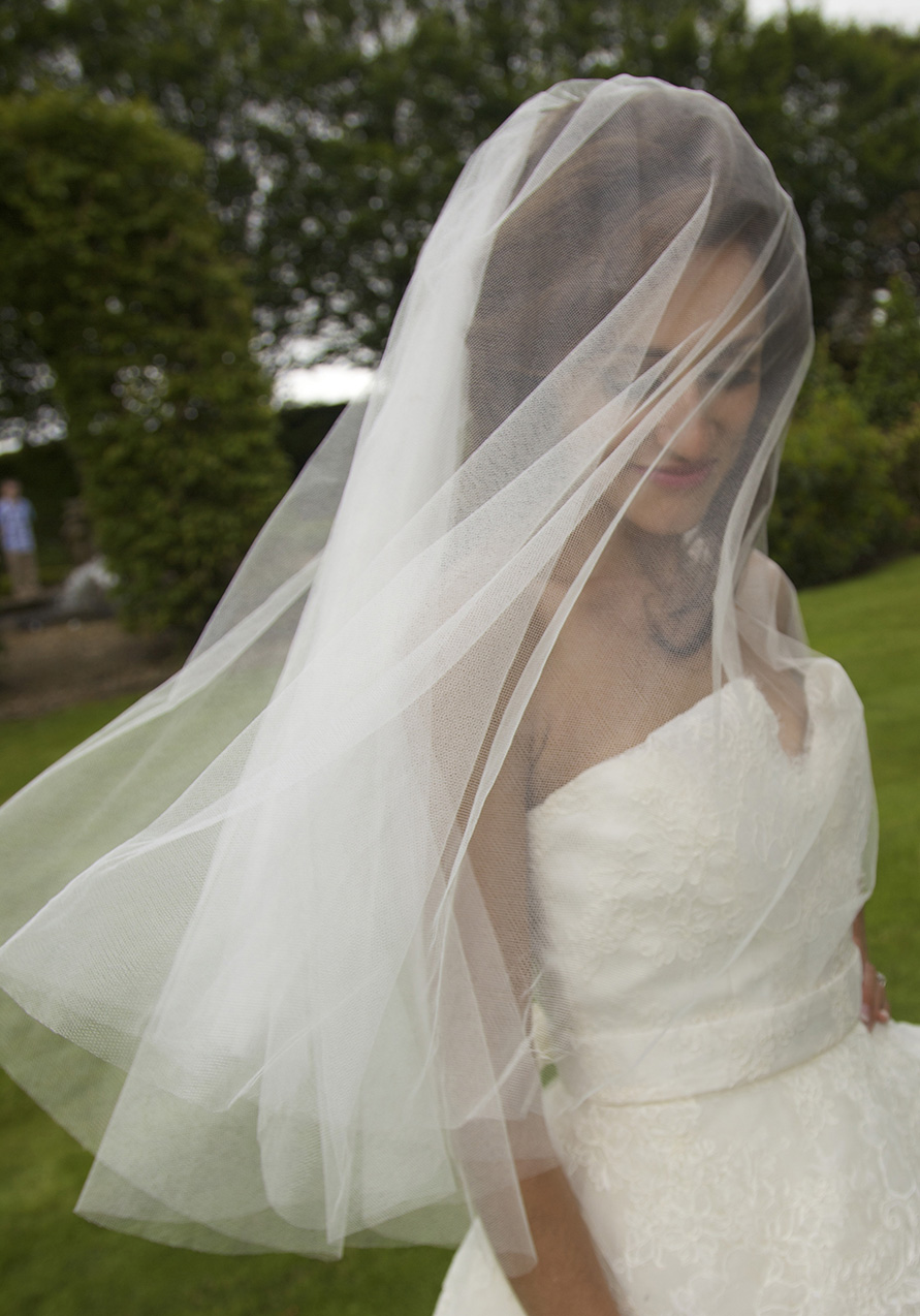 bridal veil A bridal veil should not be an afterthought but a key accessory to carefully select alongside the bridal gown types of bridal veils length is a major feature to consider when looking for the perfect veil for your special day.