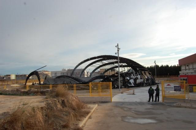 Mirador de alguazas nota oficial del ayuntamiento de alguazas for Piscina cubierta alcantarilla