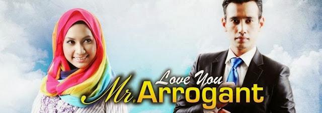 Tonton Love You Mr. Arrogant Episode 21 - Akasia TV3
