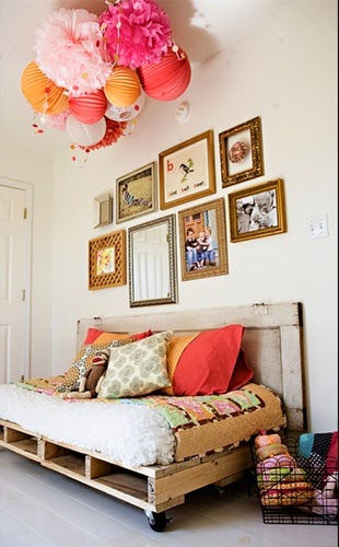 DIY - Inspirações para decorar seu cantinho - Blog No Balaio da Gata