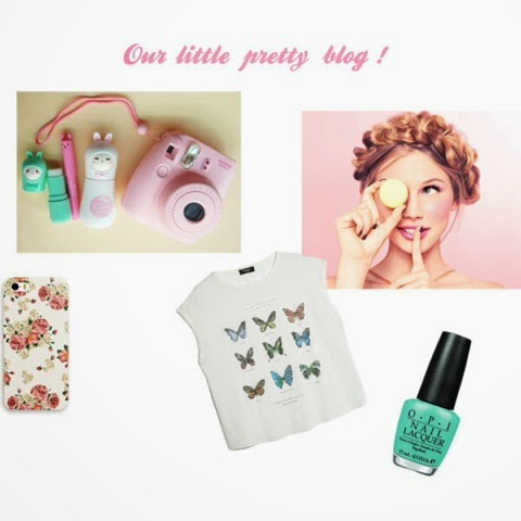 Our Little Pretty Blog