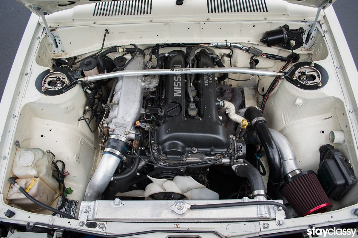 daily turismo: 15k: modified e70: 1983 toyota corolla dx sedan