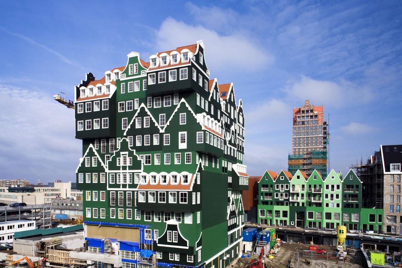 Design ideas hotel design inntel hotel amsterdam for Design hotels amsterdam