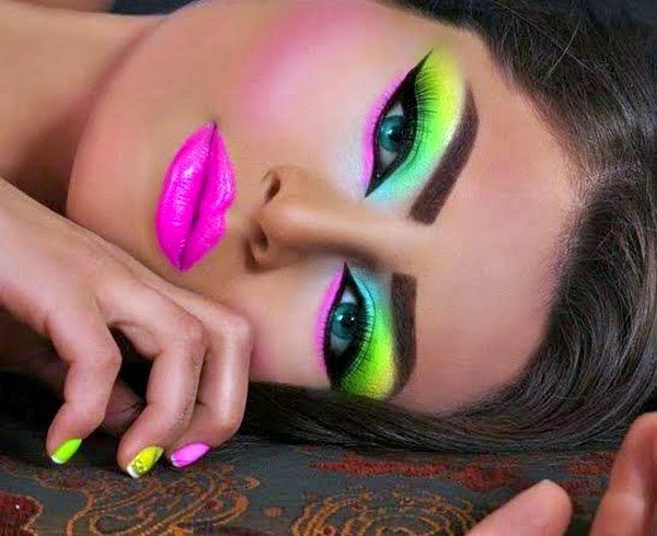 80s-Makeup-for-Party