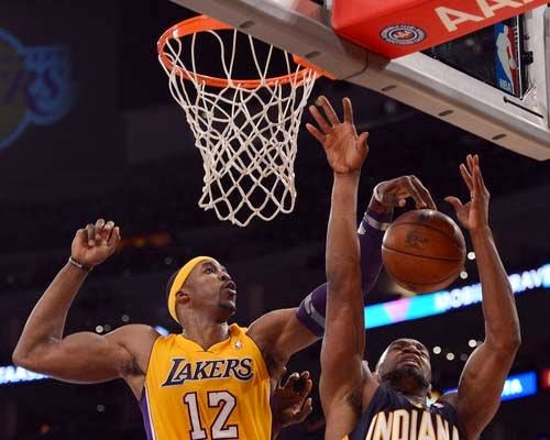 watch live Indiana vs LA Lakers match