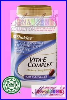 Rahsia Kesuburan Lelaki - Vitamin E