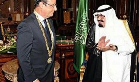 saudi-prancis