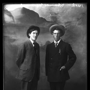 Spencer and Horace Gammell