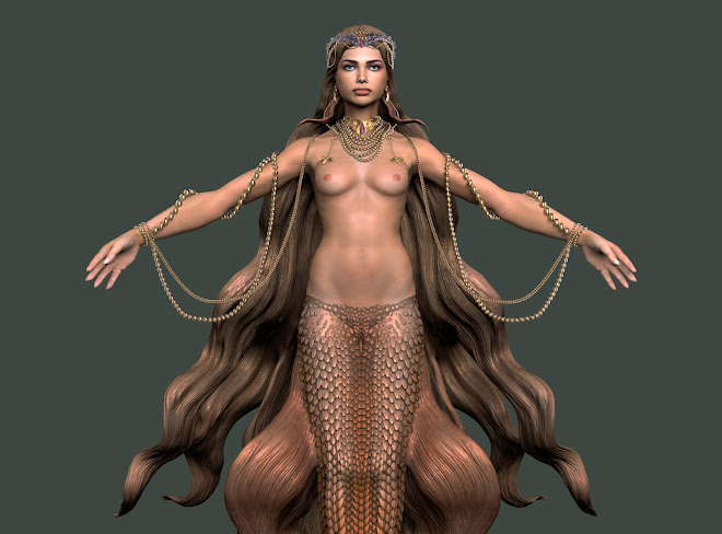 MERMAID 3D   VIDEO
