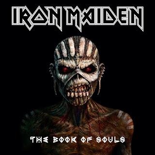 Novo disco do Iron Maiden - The Book of Souls