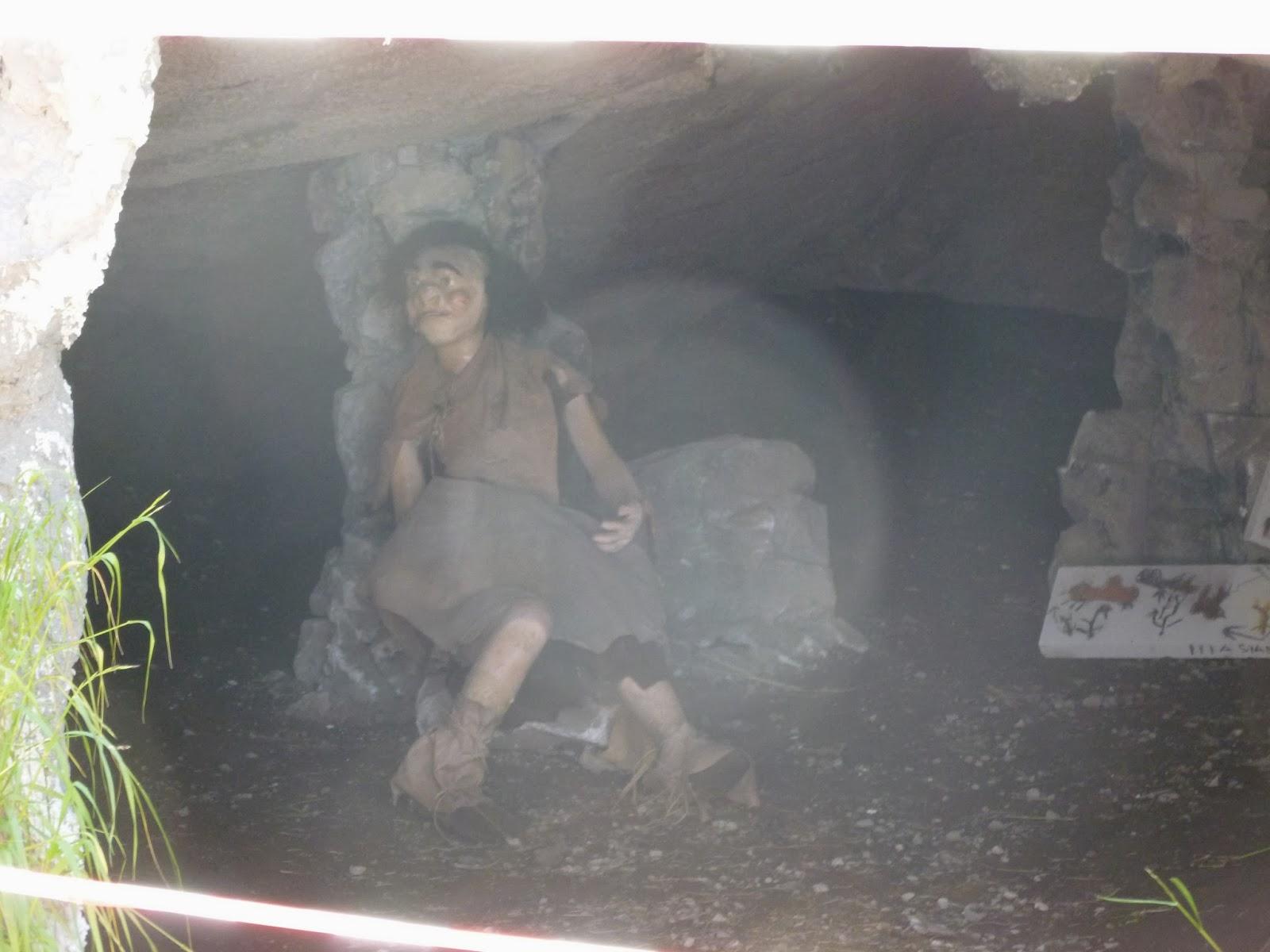 Roberta gianfelice for Piani di caverna dell uomo
