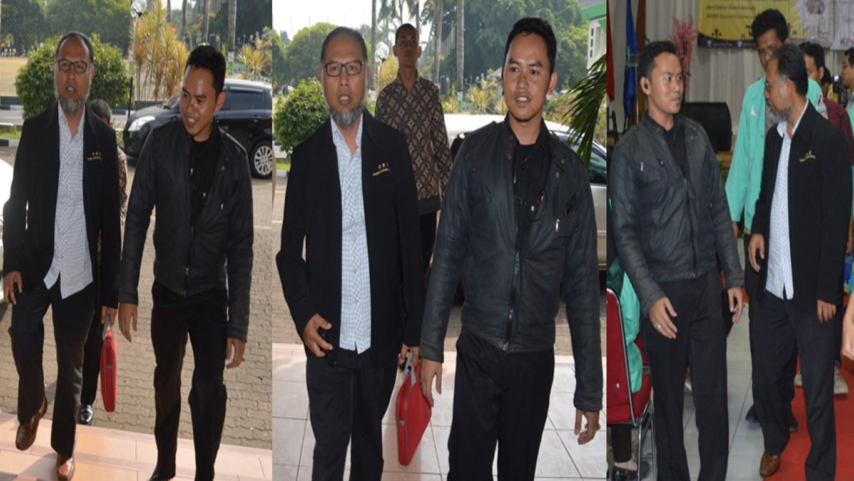 Bersama Wakil Ketua KPK BW