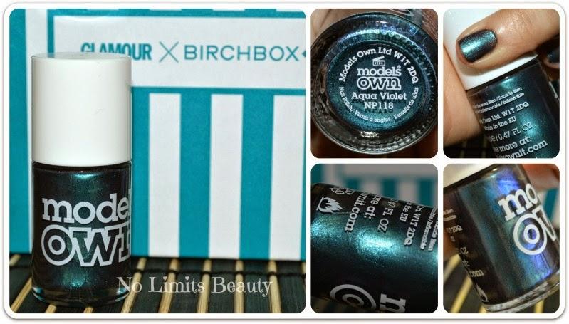 BirchBox Enero 2015 - Models Own esmalte de uñas
