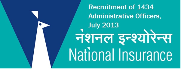 Recruitment Of 1434 Administrative Officers In Public
