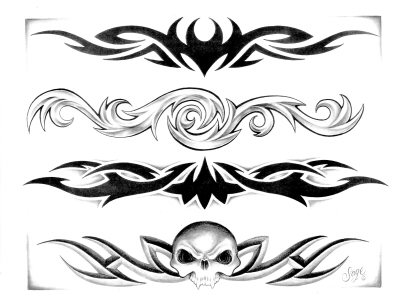 graffiti bridge tribal dagger tattoos. Black Bedroom Furniture Sets. Home Design Ideas