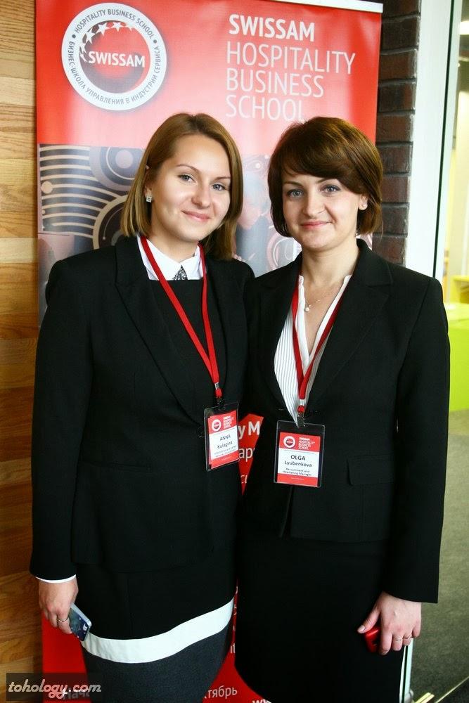Anna Kulagina and Olga Lyubenkova, SWISSAM